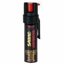 Sabre Red Mace Triple Action Pepper Spray Bear Repellent Self Defense Protection