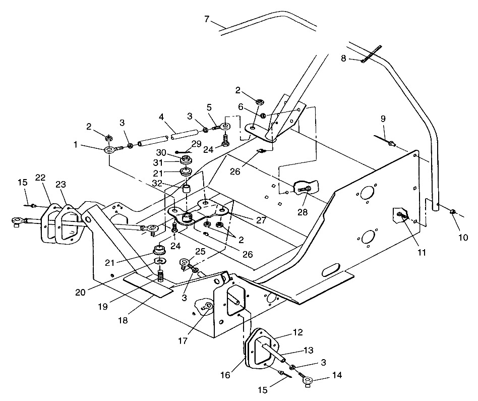 Polaris Touring Snowmobile Wiring Diagram