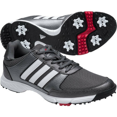 Adidas Tech Response   Golf Shoe Grey