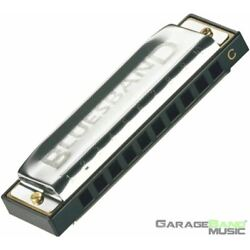 Kyпить Hohner BluesBand Harmonica Key of C Blues Band Stainless Steel на еВаy.соm