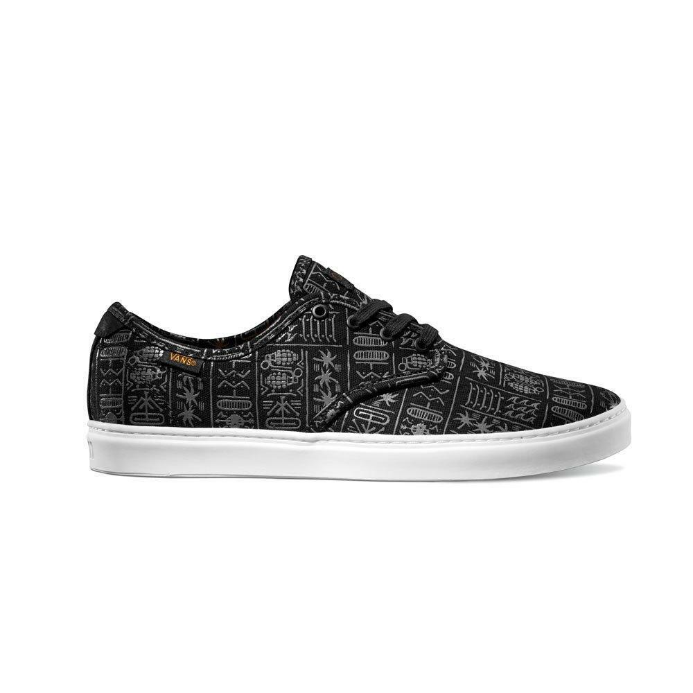 71a367bf84 Details about Vans OTW Ludlow (Tribes) Mens Skateboarding Shoes Black White