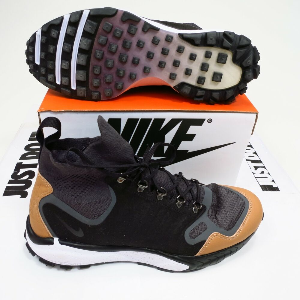 bc921e0f3e7e Details about  225 Men s Nike Air Zoom Talaria Mid FK PRM Size 10 Style  875784 001 NEW