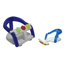 Fold away Baby Bath Seat ring Toddler Child Safety support NEW