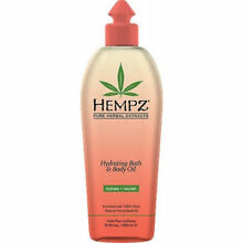 Hempz Hydrating Bath & Body Oil 6.76oz