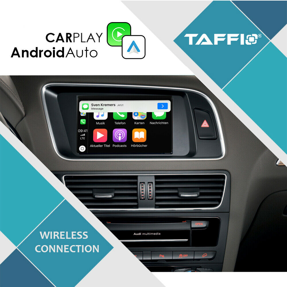 audi a4 a5 q5 q7 a6 mmi 3g high mmi 3g+ plus carplay usb media
