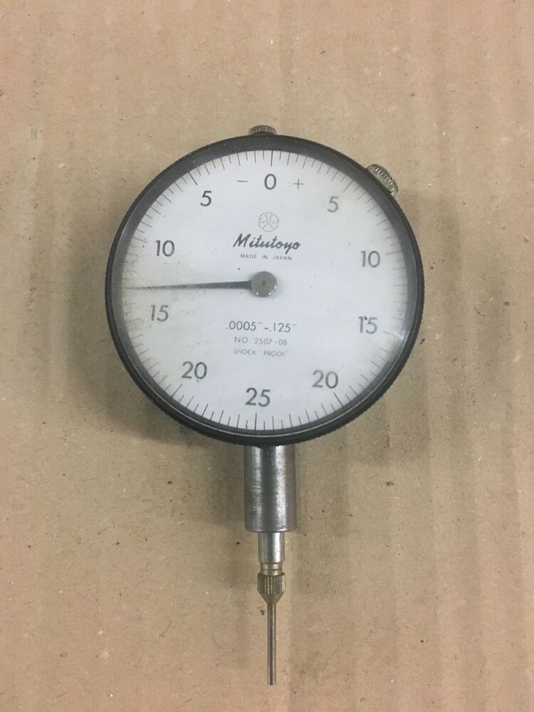 what are dial indicators used for