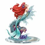 Bradford Exchange Disney The Little Mermaid Ariel Beauty Under the Sea Hamilton
