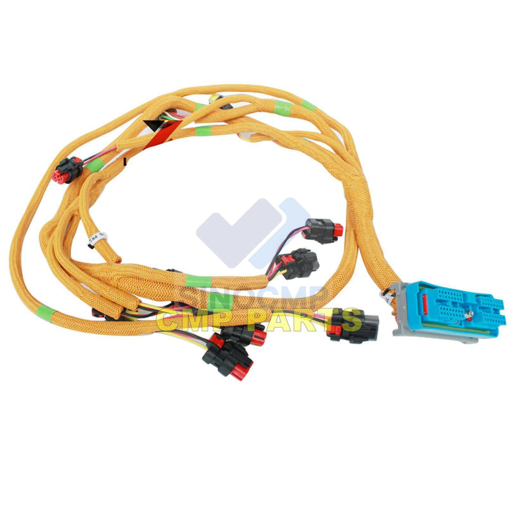 C6.4 Engine E320D 320D Wire Harness 296-4617 For CAT Excavator Wiring Cable  610822220519 | eBay