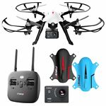 Force1 F100 GHOST BRUSHLESS 1080P HD ACTION CAMERA DRONE