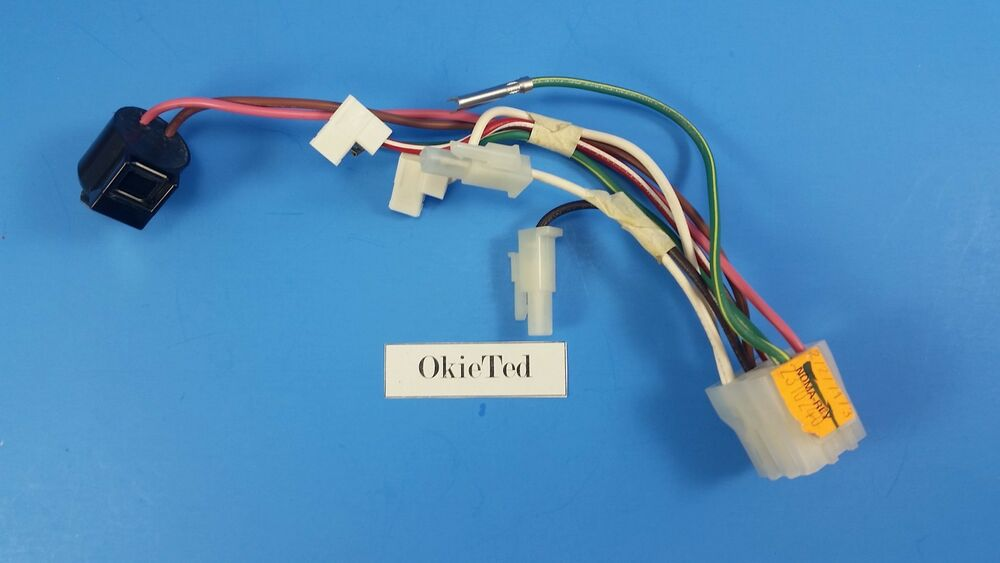 2310240 whirlpool refrigerator evaporator wire harness; b2 3a2 ebay Ford Wiring Harness details about 2310240 whirlpool refrigerator evaporator wire harness; b2 3a2
