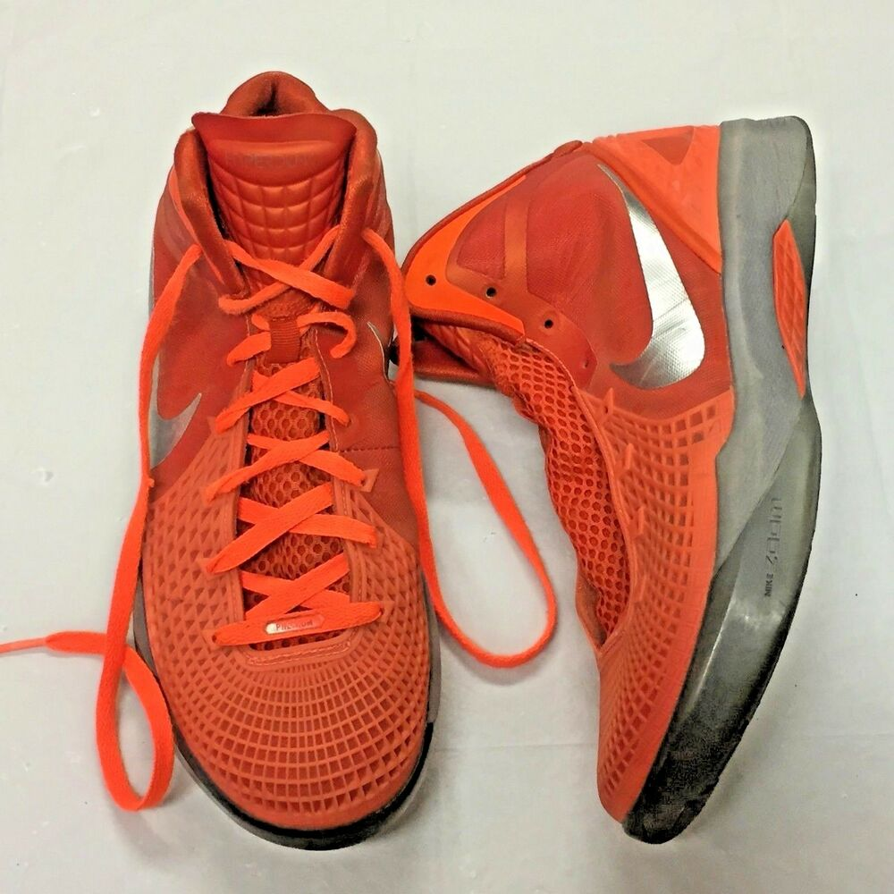 8df40d9e2723 Details about Men s Nike Zoom Hyperdunk 2011 Supreme Basketball Sneaker  Size 10 US