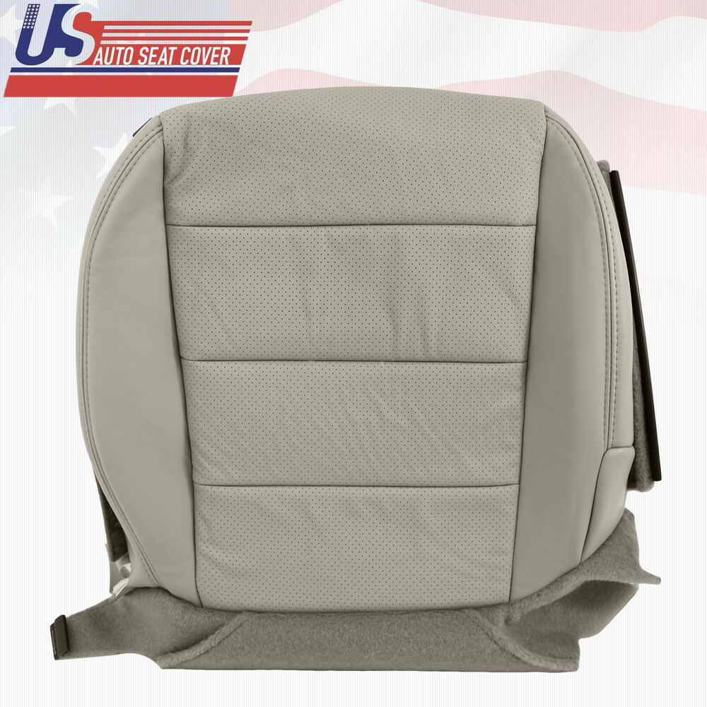 For 2007 ACURA TL S DRIVER BOTTOM PERFORATED LEATHER SEAT