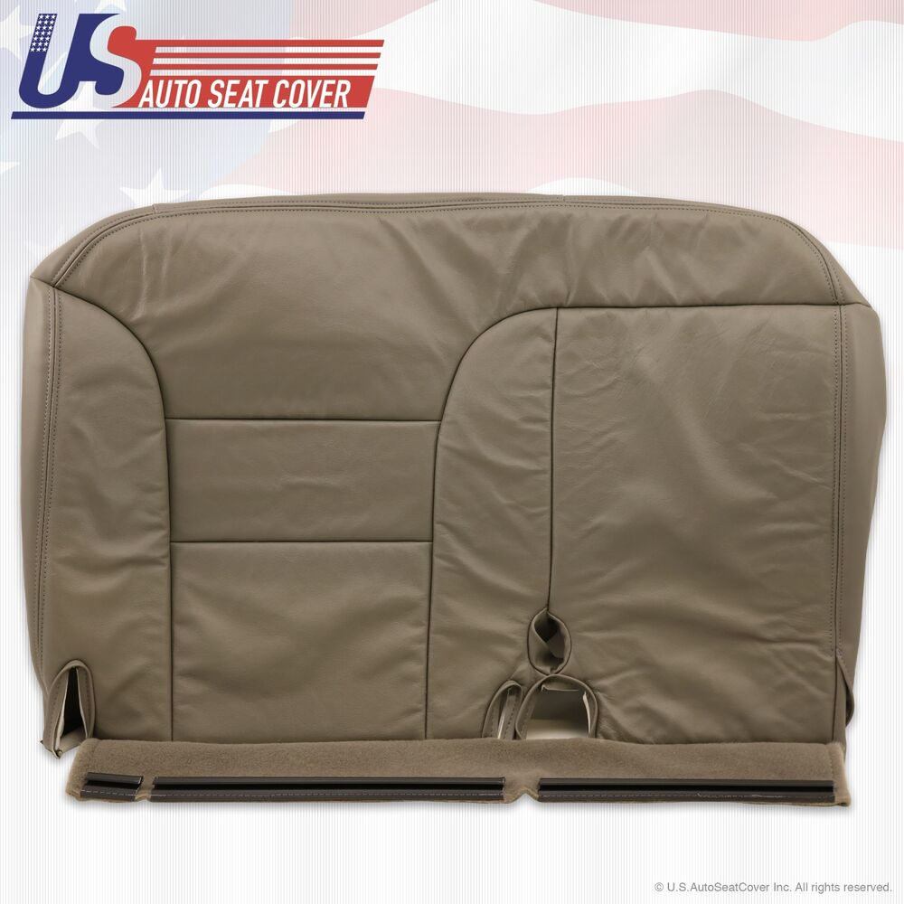 1995 99 Chevy K1500 2500 Driver Bench Seat Cover Quot Tan Quot 60 40 Split Ebay