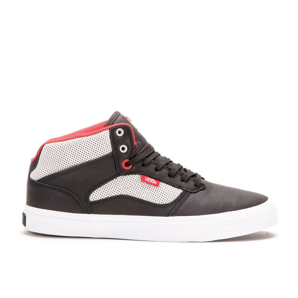 355c489fc94364 Details about Vans Bedford (LS) Black Moon OTW Skate Shoes MEN S 6.5  WOMEN S 8