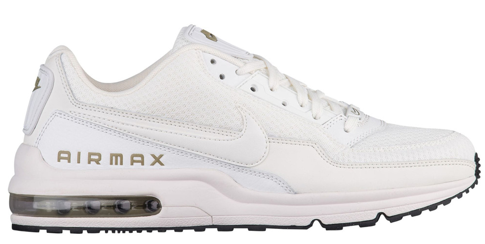 sports shoes 5a4a1 82f59 Details about NEW Men's Nike Air Max LTD 3 Premium Shoes Sneakers Size: 6.5  Color: White