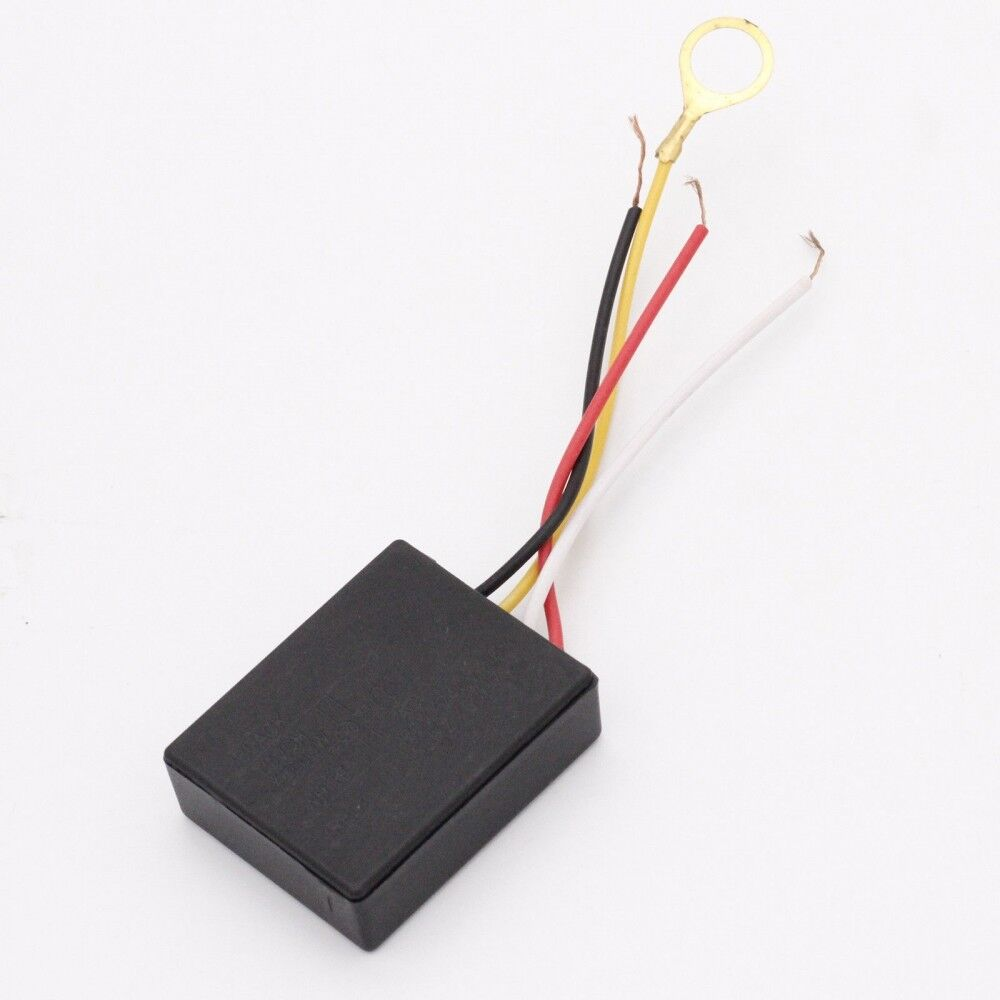 Ac220v 3 Way Touch Light Table Lamp Dimmer Switch Control