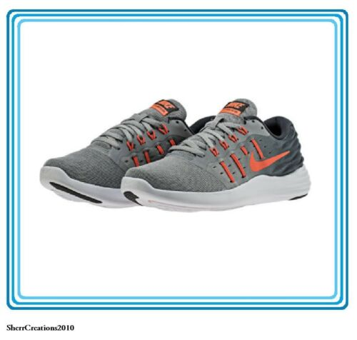6cedbc5dc7585 New Women's NIKE LUNARSTELOS 844736-003 Running Training Shoes Grey ...