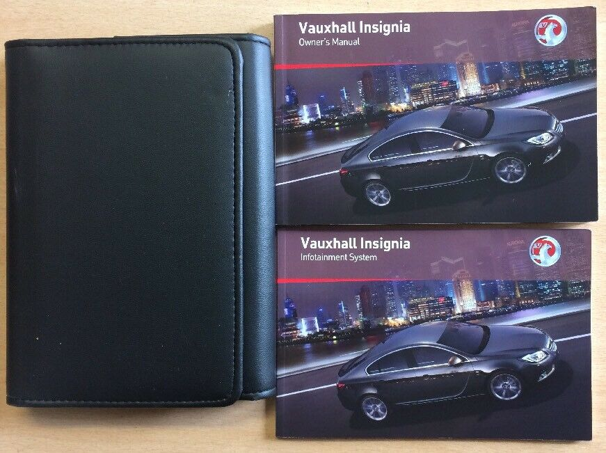 vauxhall insignia owner s instruction manual 2009 2012 ebay rh ebay co uk vauxhall insignia user manual 2015 vauxhall insignia user manual 2012