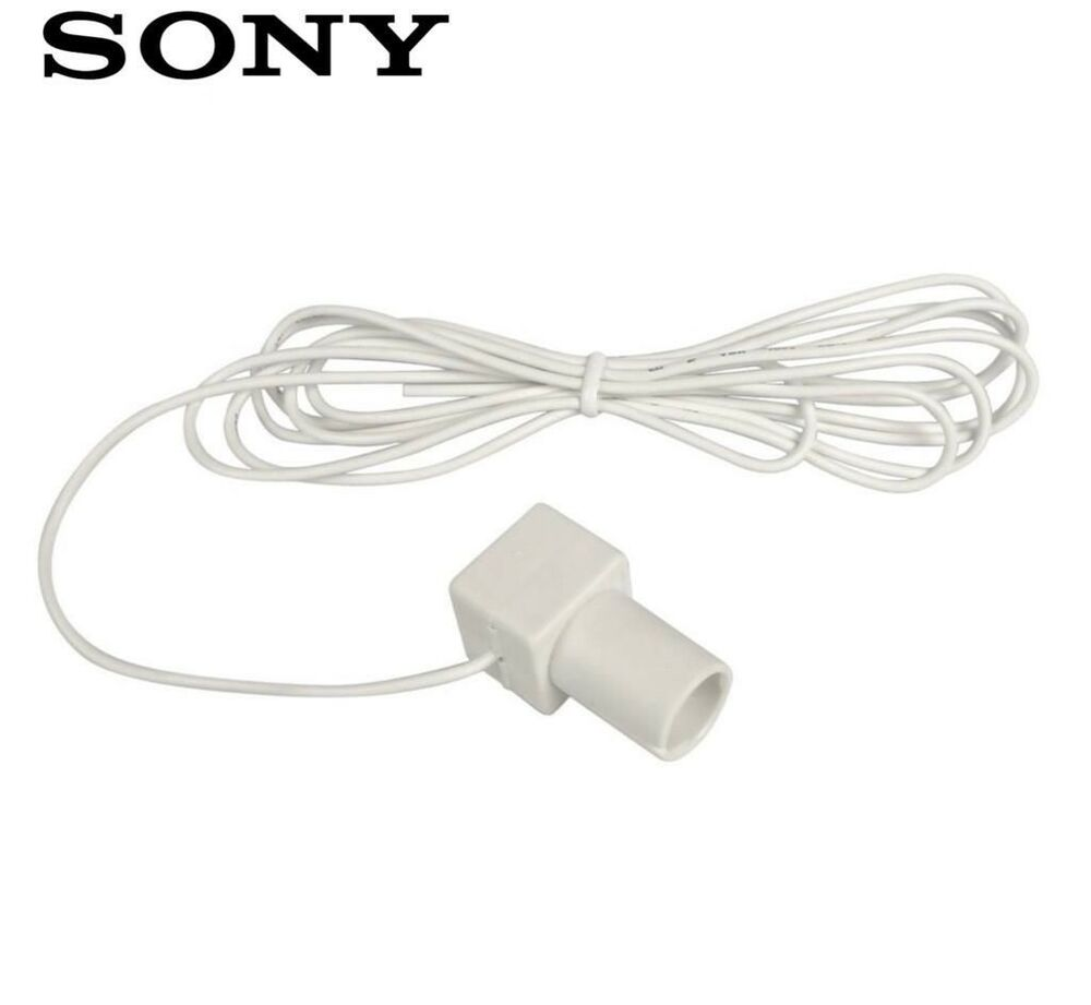 new original sony coax coaxial wire fm antenna for home theater av a  v receiver