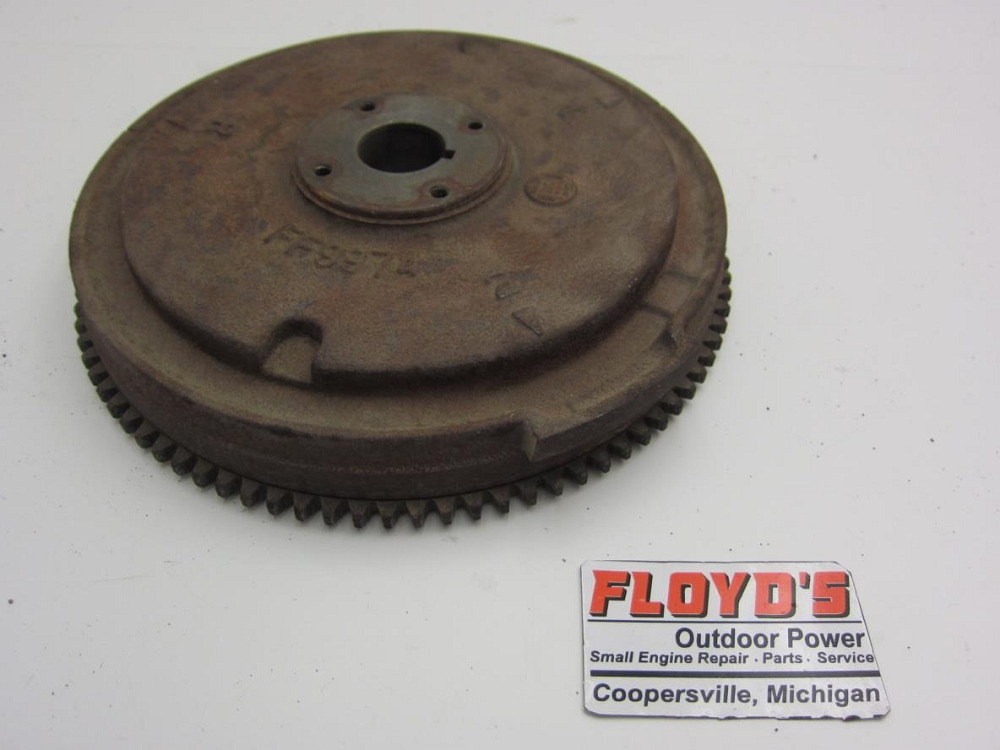 John Deere F725 Kawasaki 20hp Fd590v Engine Flywheel