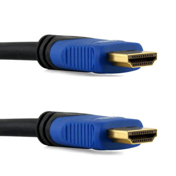 HDMI 1.4 CABLE Cord 6FT 10FT 15FT 25FT 30FT 50FT 75FT 100FT HIGH SPEED Blue Lot