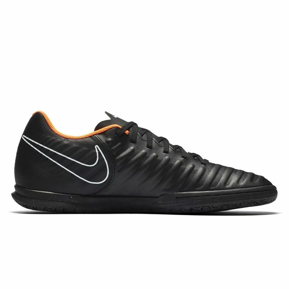 228a9e441 Details about Nike TiempoX Legend VII Club IC Indoor Soccer Black  AH7245-080 Mens Size 8