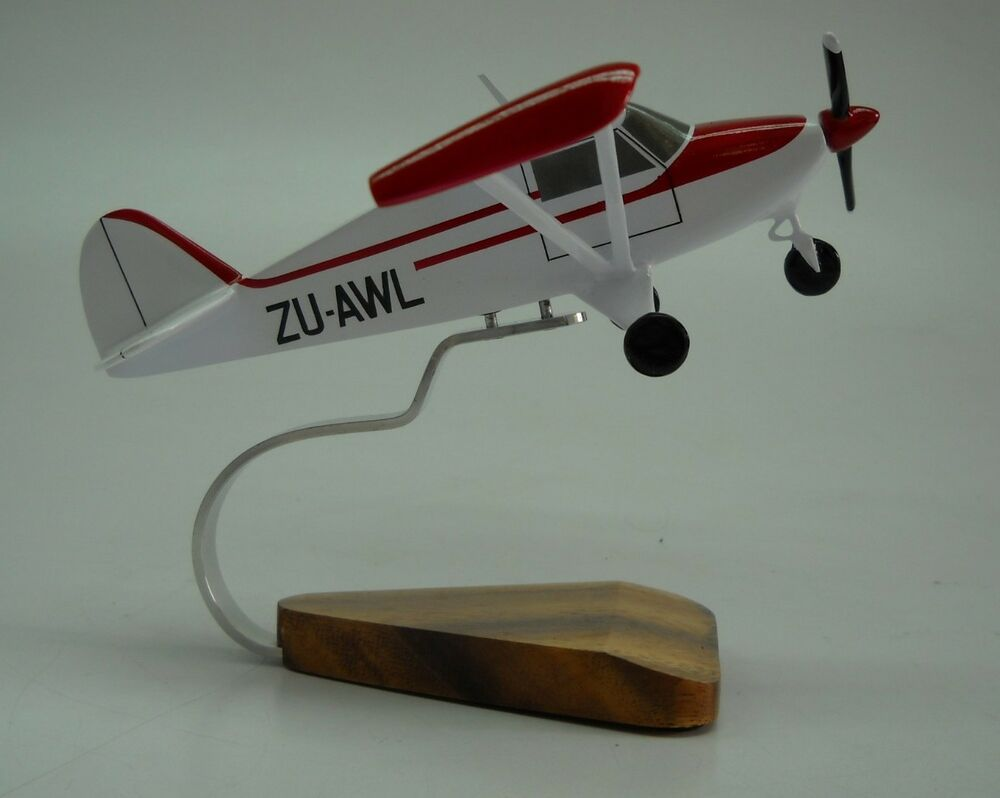 PA-22 Piper Tri-Pacer Civil Utility Aircraft Handcrafted Wood Model Regular  New | eBay