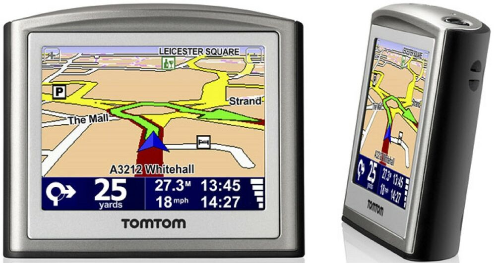GOOD!!! TomTom ONE 3rd Edition Portable GPS Voice Navigator 3.5