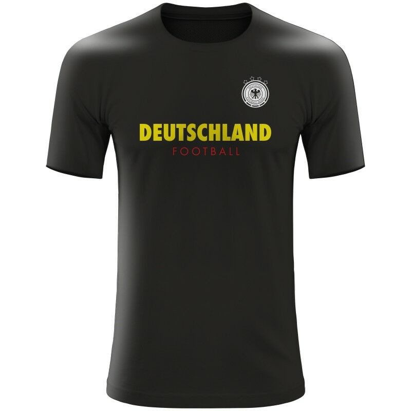 c0ac64a978f Details about FIFA WORLD CUP 2018 Germany Deutschland Football Fan T-Shirt  MULLER KROOS Jersey