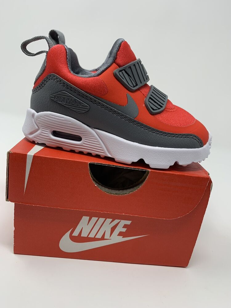 c5e911db7494 Details about BABY BOYS  Nike Air Max Tiny 90 Shoes