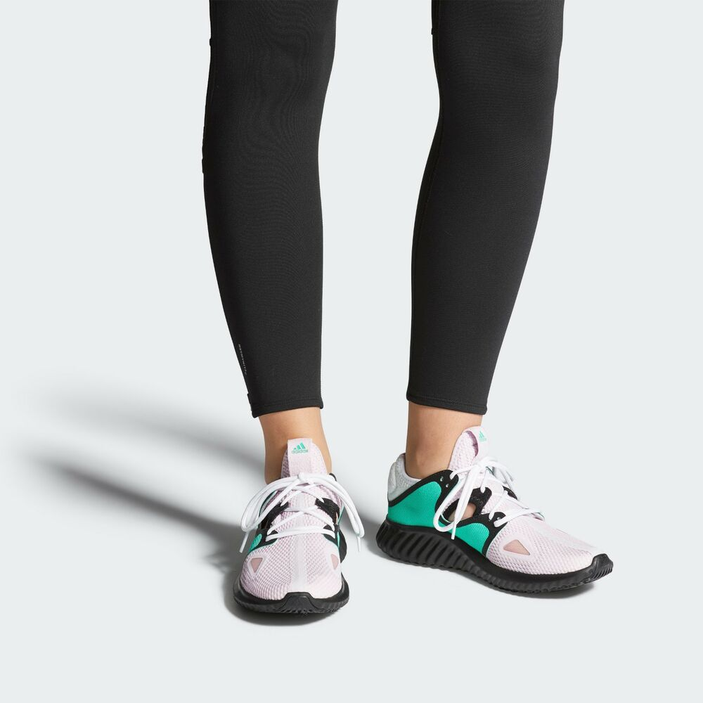huge discount 602c5 cb811 Details about adidas Womens Run Lux Clima Running Shoes SIZE 9 100 CG5110