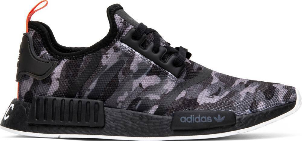 4139eaee2 Adidas NMD R1 NYC Black Camo G28414 7.5-13 2018 New Limited Edition Men