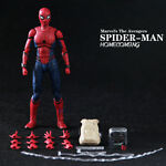 SHF S.H.Figuarts Marvel Spider-Man Homecoming Spiderman Action Figure Kids toy