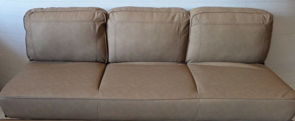New Rv Trailer Camper Home 72 Jack Knife Sofa Bed Couch Tan Ebay