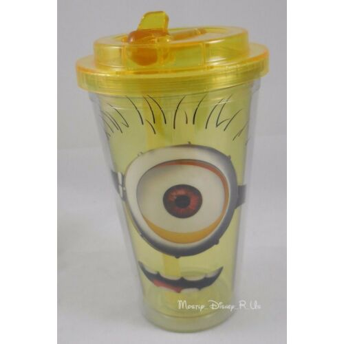 new-despicable-me-2-minion-acrylic-travel-cold-cup-tumbler-wflip-straw-bpa-free