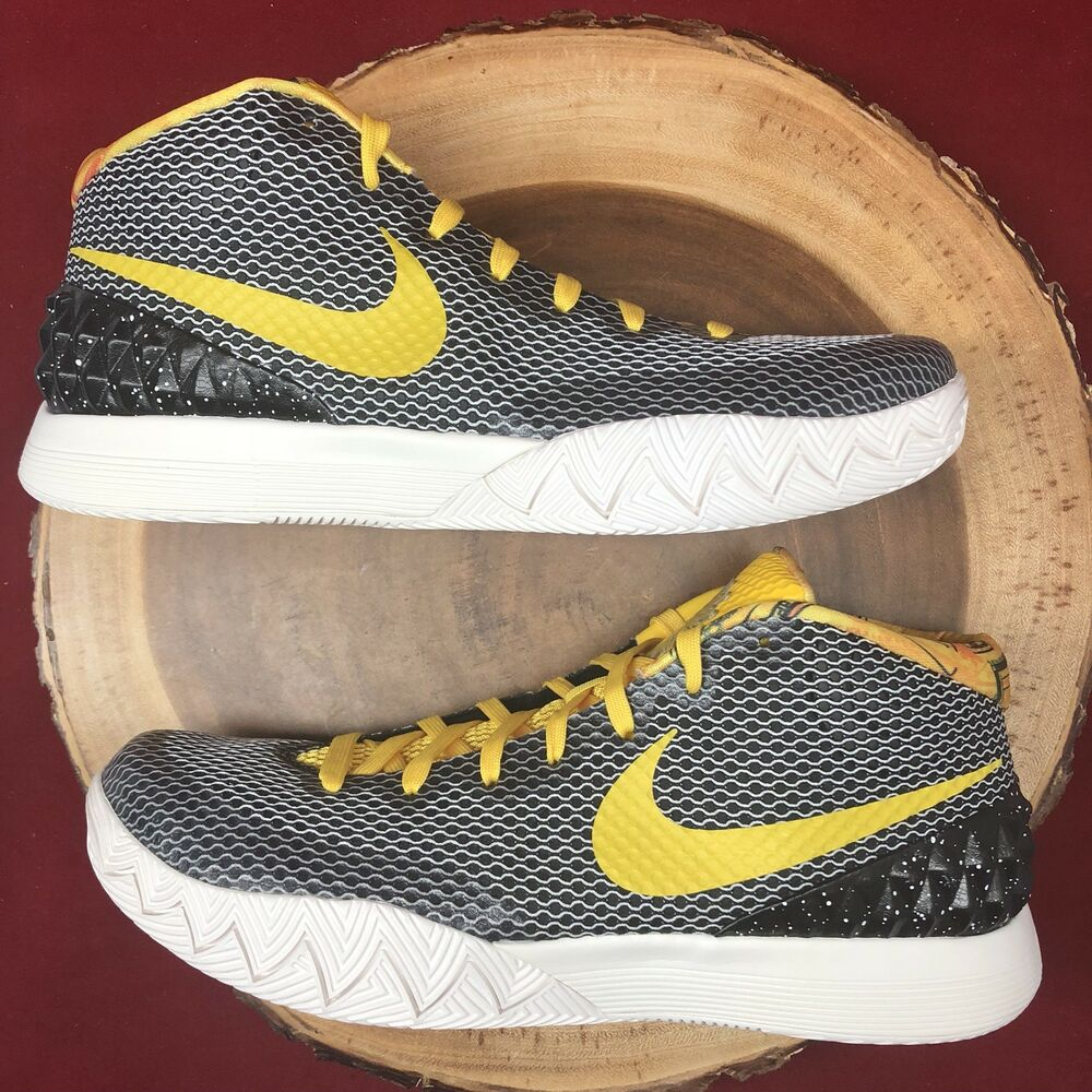 tour yellow kyrie 1 unboxing amp review - 1000×1000