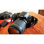 Canon T5 with extras