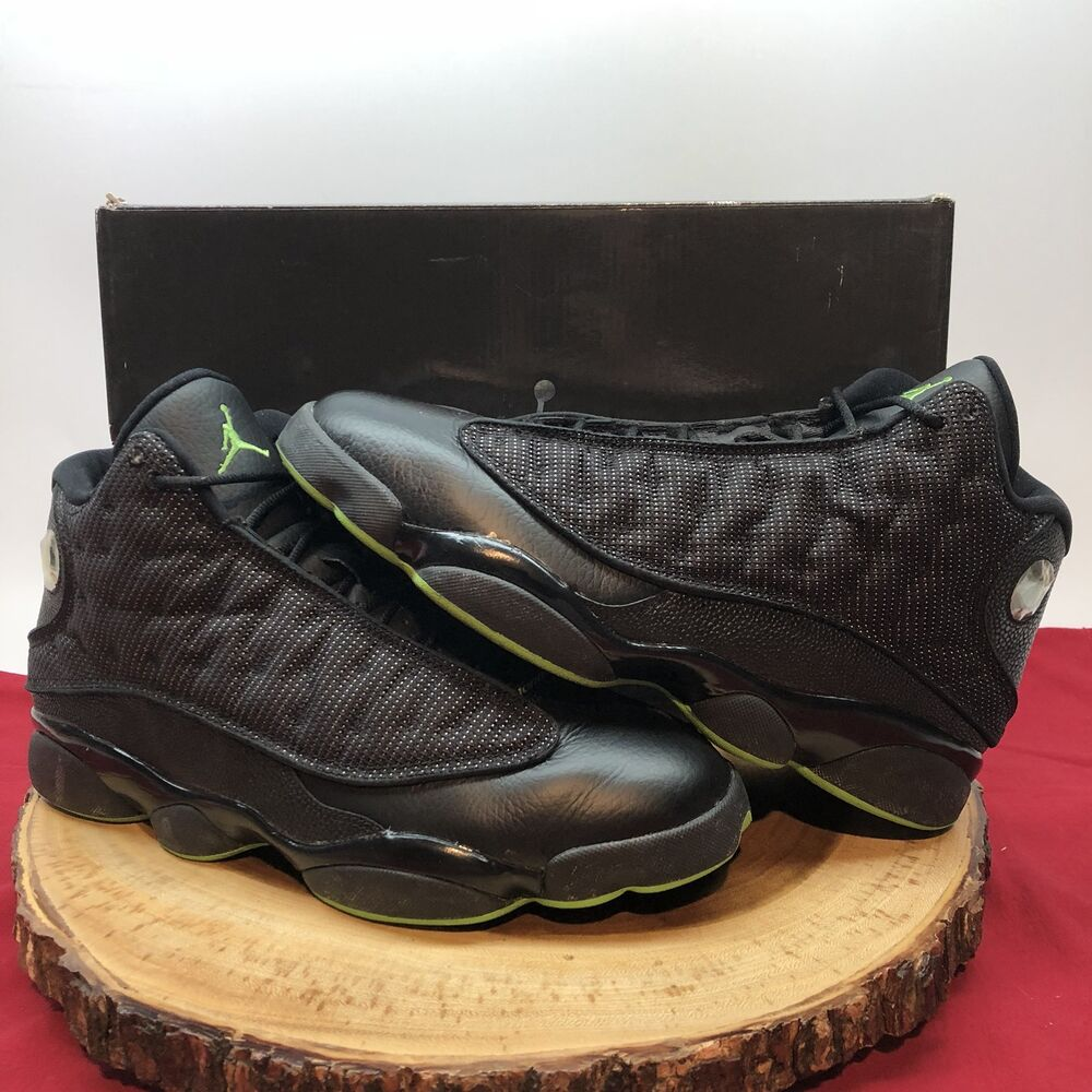 differently 85270 69be7 Details about Nike Air Jordan Retro XIII Altitude 414571 002 Size 11 He Got  Game Playoff XII