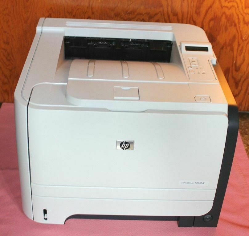 HP LASERJET P2055DN CE459A PRINTER REMANUFACTURED REFURBISHED 120 DAY  WARRANTY | eBay