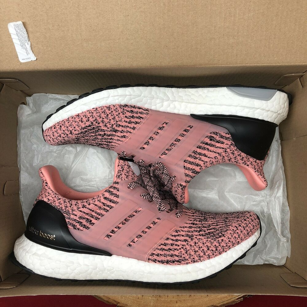 Details about Adidas Ultra Boost W 3.0 Pink Still Breeze Size 6.5 S80686  NMD Yeezy PK bfffe79fa88b