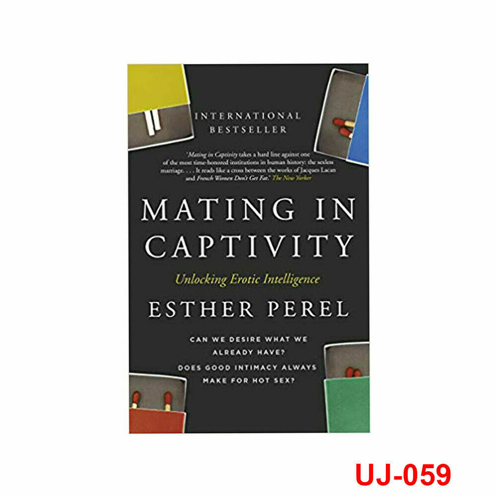 mating in captivity book