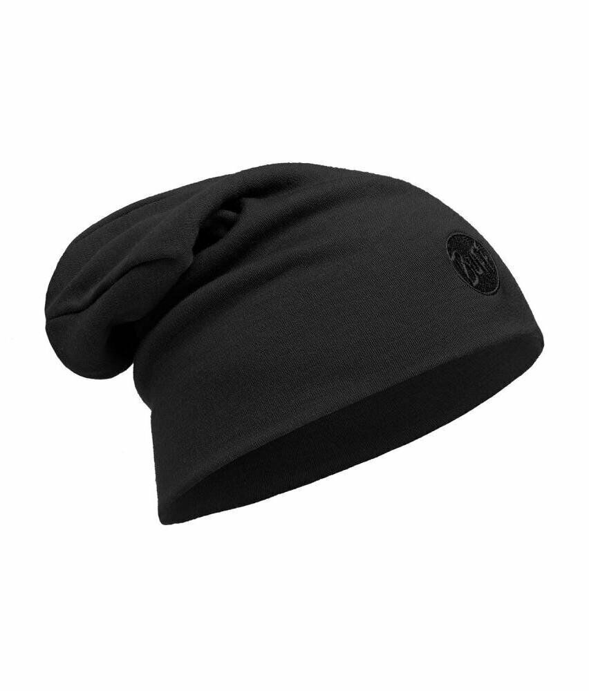 a32d95b7d44 Details about Black Heavyweight Wool Loose Hat