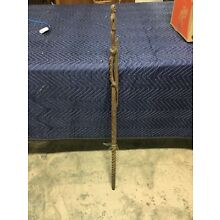 Carved Wood Walking Stick From Africa? Papau New Guinea