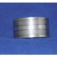 Napkin Ring Silver Plate engraved 2 Antique
