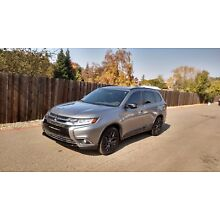 2018 Mitsubishi Outlander SE 2018 Mitsubishi Outlander 2.4L ONLY 58 MILES BRAND NEW CAR FULLY LOADED SAVE BIG