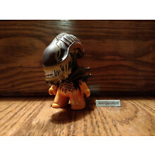 Aliens The Game Over Collection Titans Vinyl Figures Xenomorph On Fire 1/36