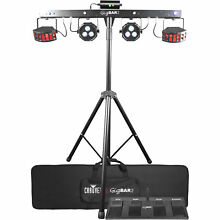 Chauvet DJ Gig Bar 2 4-In-1 Lighting System with Tripod and Carry Bag