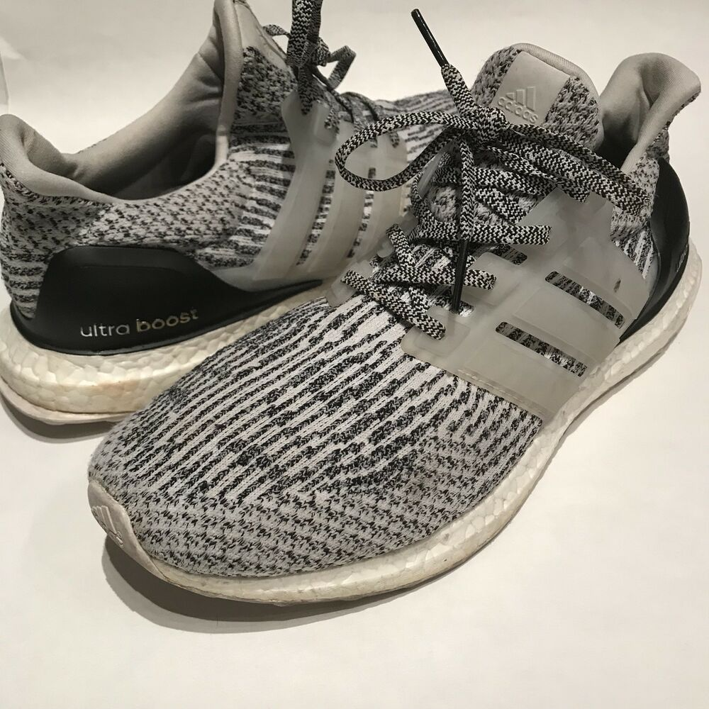 Details about Adidas Ultra Boost 3.0 Oreo Zebra Black White Ultraboost  S80636 Men s size 11.5 04078c349