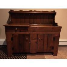 Antique Dry Sink, Toy/Game Storage, Play-Kitchen, Shabby Chic, pick up in NJ