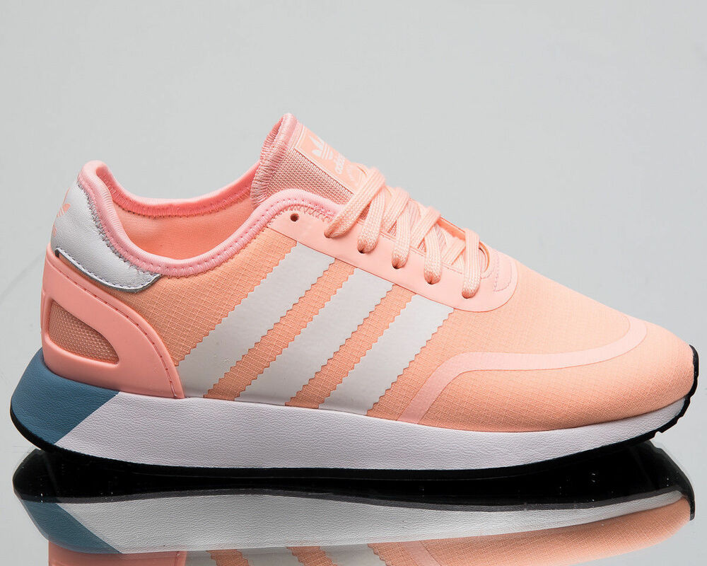 c07a76246573 Details about Brand New Adidas Shoes Originals N-5923 W B37982 Pink  White  Women s Size 9